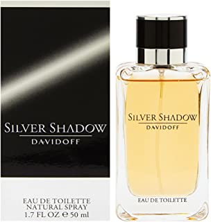 Davidoff Silver Shadow for Men Eau de Toilette 50ml