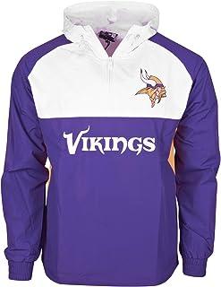 NFL Minnesota Vikings Chaqueta Cortavientos