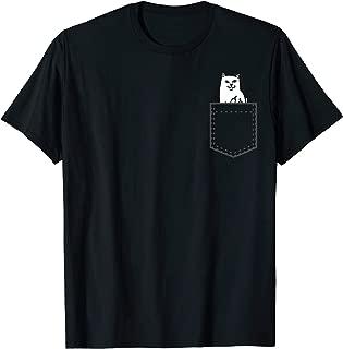 Best cat flipping finger shirt Reviews