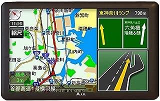 エイ・アイ・ディー(A.I.D.) ポータブルナビゲーション 7インチ ワンセグ オープンストリートマップ(OSM)地図搭載 12-24V電源 L-BD7NP