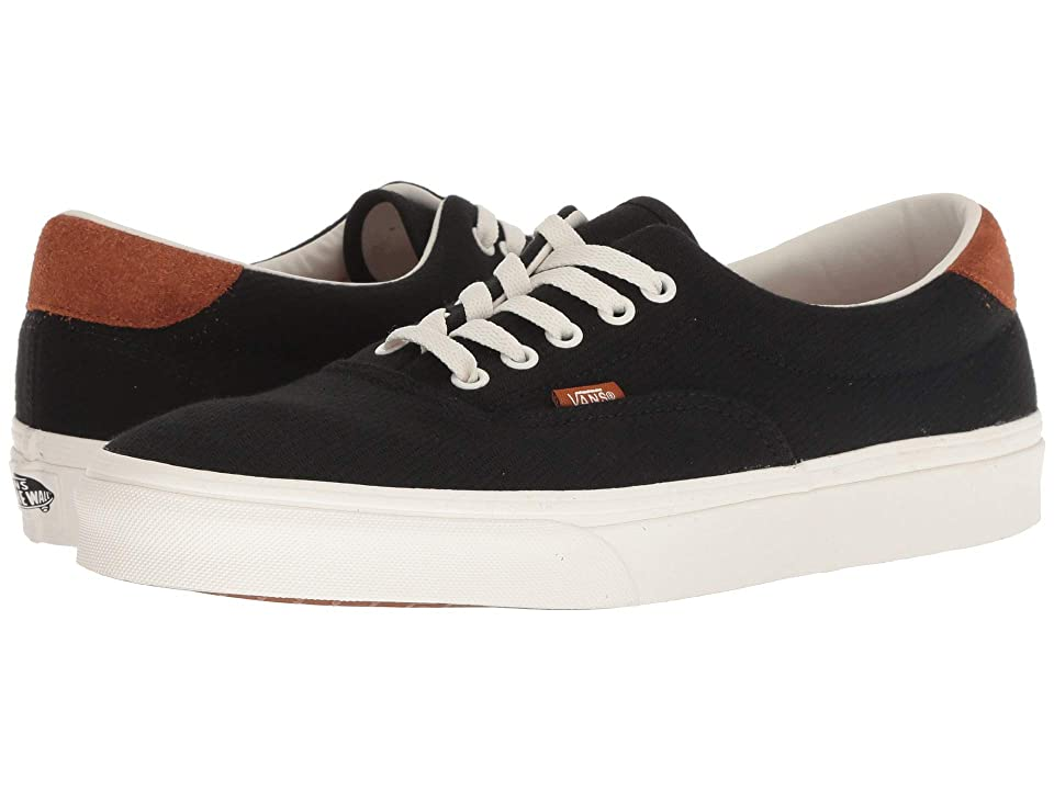 Vans Era 59 ((Flannel) Black) Skate Shoes