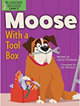 Moose with a Tool Box (Moose the Dog)