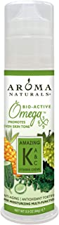 Aroma Naturals Vitamin K plus A and C Omega-X Moisturizing Vitamin Cream, 3.3 Ounce