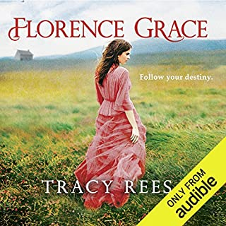Florence Grace audiobook cover art