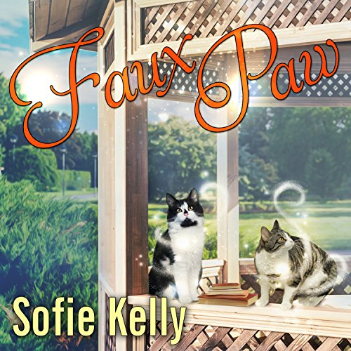 Faux Paw audiobook cover art