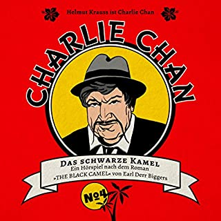 Das schwarze Kamel (Charlie Chan 4) Titelbild
