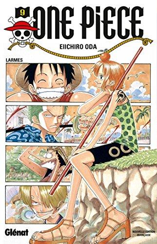 One Piece - Édition originale - Tome 09: Larmes (Shônen)