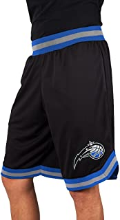Ultra Game NBA Men's Mesh Basketball Shorts Woven Active Basic