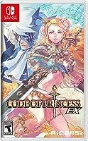 Code of Princess EX Nintendo Switch プリンセス EX のコードニンテンドースイッチ北米英語版