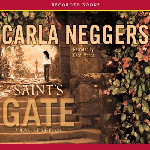 Saint's Gate audiobook cover art