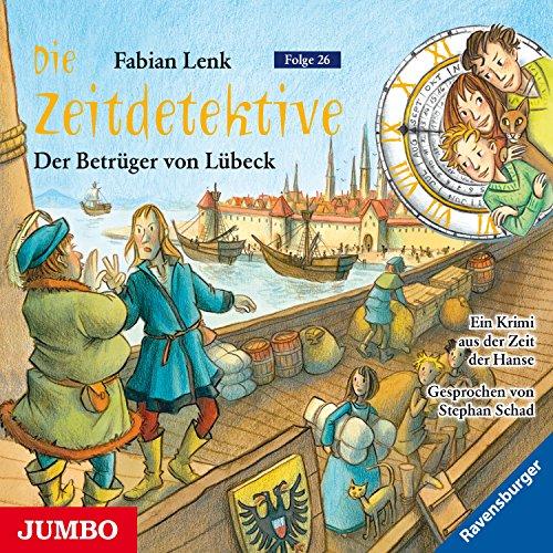 Der Betrüger von Lübeck Titelbild