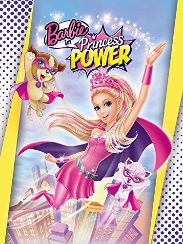 Barbie In Princess Pow