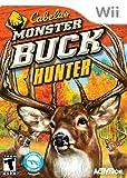 Cabela's Monster Buck Hunter - Software Only - Nintendo Wii
