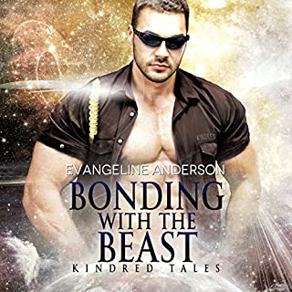 Bonding with the Beast: A Kindred Tales Novella audiobook cover art
