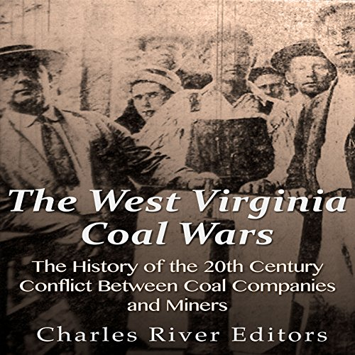 The West Virginia Coal Wars audiobook cover art