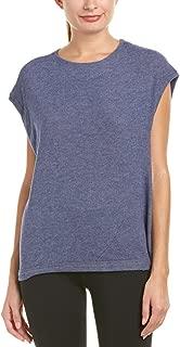 Splendid Women's Activewear Yoga Convertible Short Sleeve Top