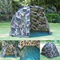 Magic3org Carp Fishing Bivvy Day Shelter Tent Quick Erect Outdoor Coarse Tackle 1-2 man