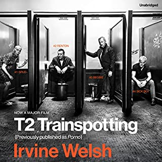 T2 Trainspotting audiobook cover art