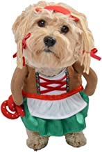 Dog Pet Costume -- German Girl Beermaid Oktoberfest Pretzel