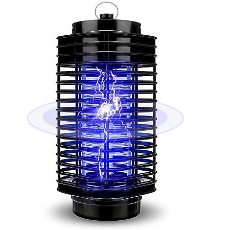 UV Insektenvernichter Insektenkiller UV Licht Insektenfalle Mückenlampe Küchen