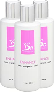 IsoSensuals ENHANCE 乳房放大霜(选择数量) 3 Bottles 3.00