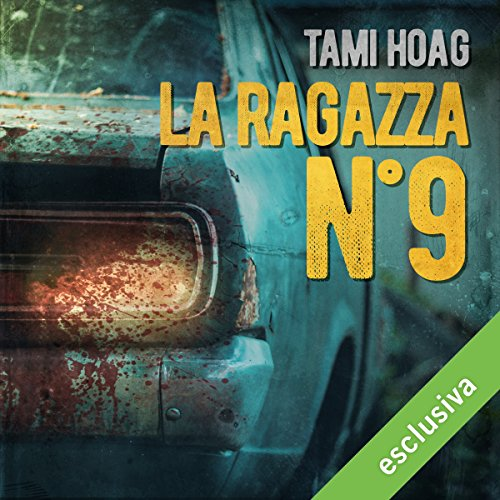 La ragazza n. 9 audiobook cover art