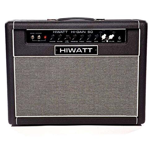 Hiwatt Schwibbogen 50C Verstärker combo Gitarre
