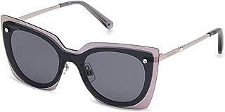 Swarovski Women's SK0201 Sunglasses Black
