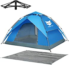 Night Cat Waterproof Camping Tent for 1 2 3 4 Person with...