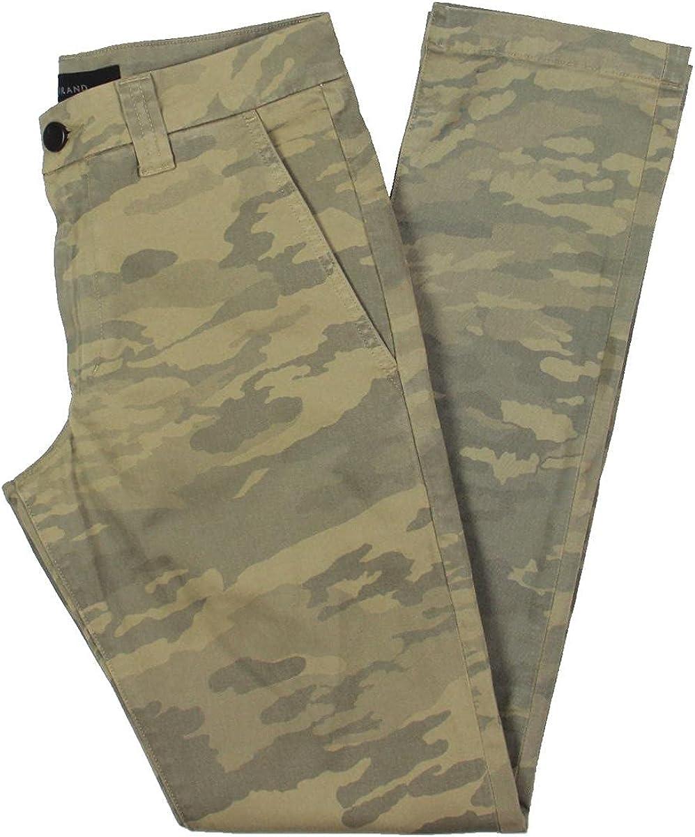 J Brand Mens Kieran Relaxed Camouflage Straight Leg Pants