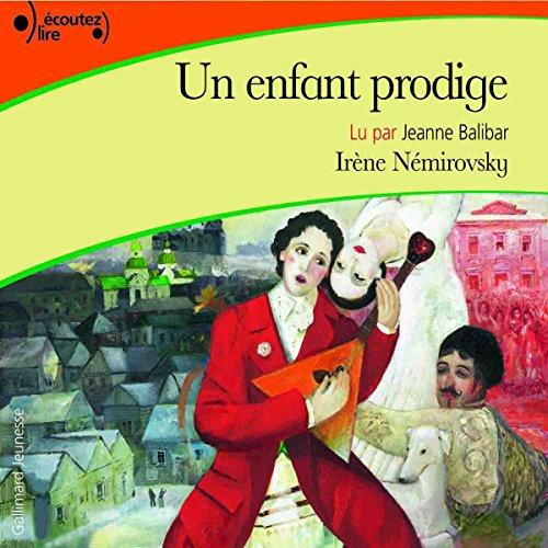 Un enfant prodige cover art