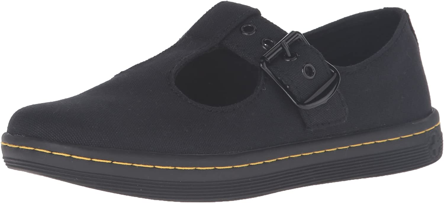 Dr. Martens Womens Woolwich Mary Jane Flat