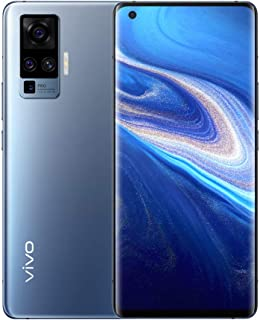 "vivo X50 Pro - Dual Sim 5G Smartphone, 256GB 6.56"" 3D Curved Ultra O Display - Alpha Grey"