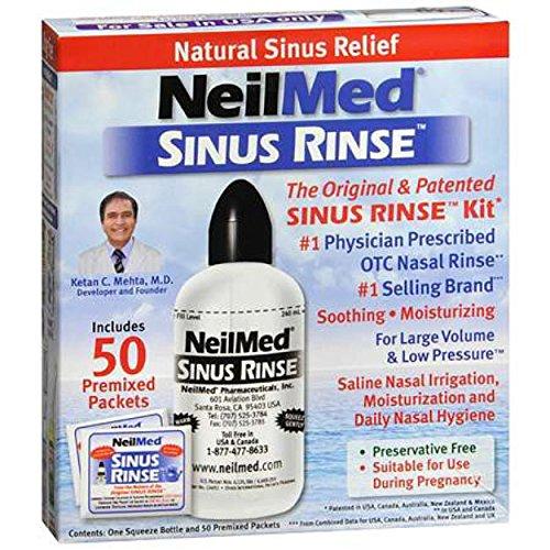 NeilMed NeilMed Sinus Rinse Kit regolare