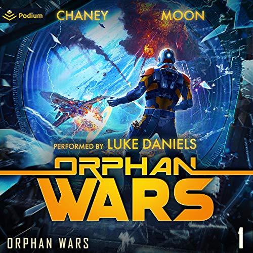 Orphan Wars cover art