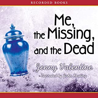 Me, the Missing, and the Dead audiobook cover art