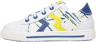 NeroGiardini P929460M Sneakers Kids Niño De Piel Y Tela