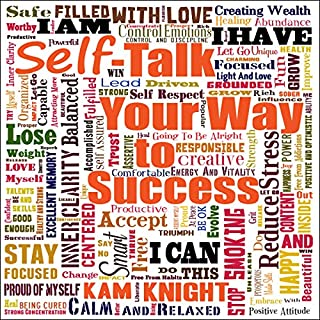 Self-Talk Your Way to Success audiobook cover art