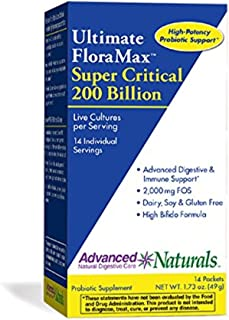 Ultimate FloraMax Super Critical 200 Billion 14 Packets