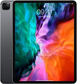 Apple iPad Pro (12,9cala, 4. generacji, Wi-Fi + Cellular, 512GB) - gwiezdna szarość (2020)