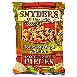 Snyder's Miel Mostaza Cebolla Pedazos De Pretzel 125g...