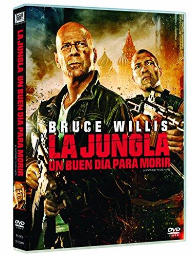 La Jungla: Un Buen Dia Para Morir (Blu-Ray + Dvd)