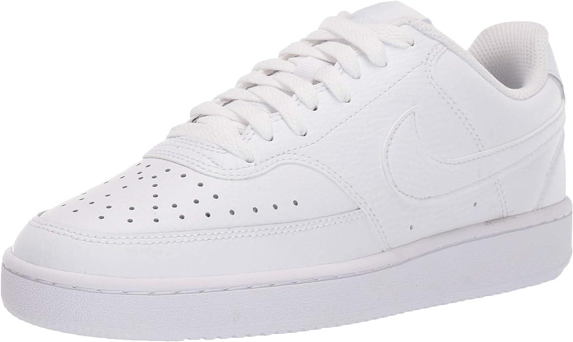 Nike Court Vision Low, Scarpe da Ginnastica Donna, 38 EU