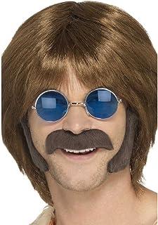 Conjunto de disfraz hippie para hombre (US)