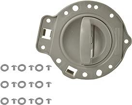 Door Handle & Bezel Repair Kit Khaki Front or Rear Passenger RH for Commander
