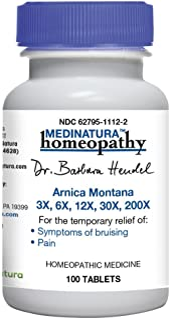 Dr. Barbara Hendel Arnica Montana Tablets, 100 Count