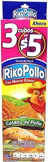 Consome Riko Pollo 20 Piezas De 33 gr