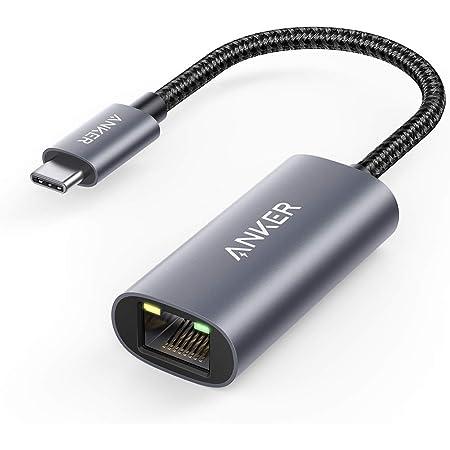 Anker PowerExpand USB-C & イーサネットアダプタ 1Gbps 高速イーサネット通信 MacBook iPad Pro 用