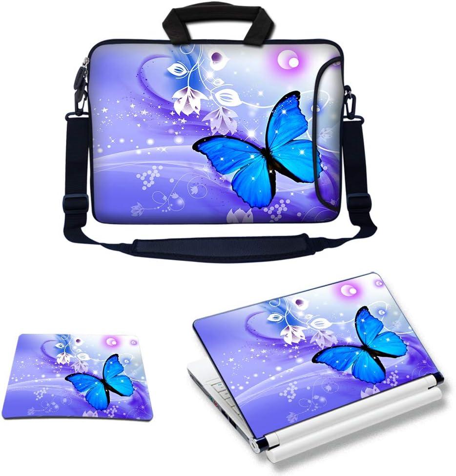 Meffort Inc Laptop Bundle - Includes with Bag Neoprene Si Popular popular shipfree