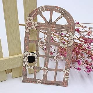 66X110mm Window Metal Cutting Dies Scrapbooking Dies Metal Cutting Dies Cut New 2018 for DIY Decorations Gift Box